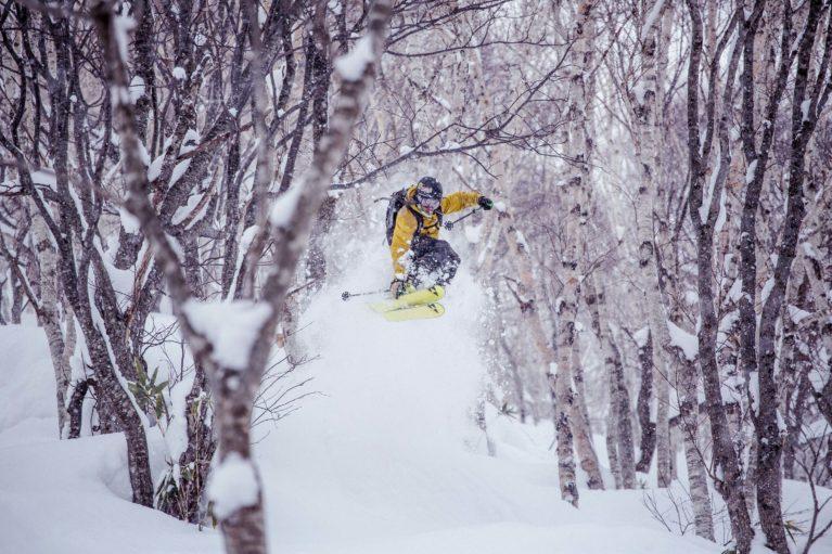 Tree Runs Rider Ben Kalra