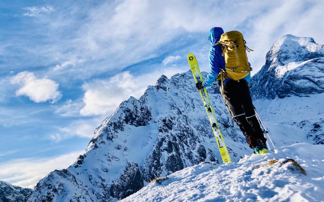 Mit Bahn & Bus zur Skitour – ein inspirierendes Interview mit Michael Vitzthum