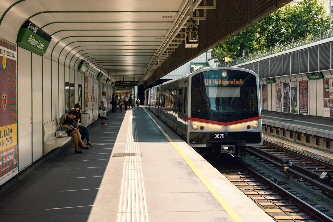 U-Bahnstation Wiener Linien