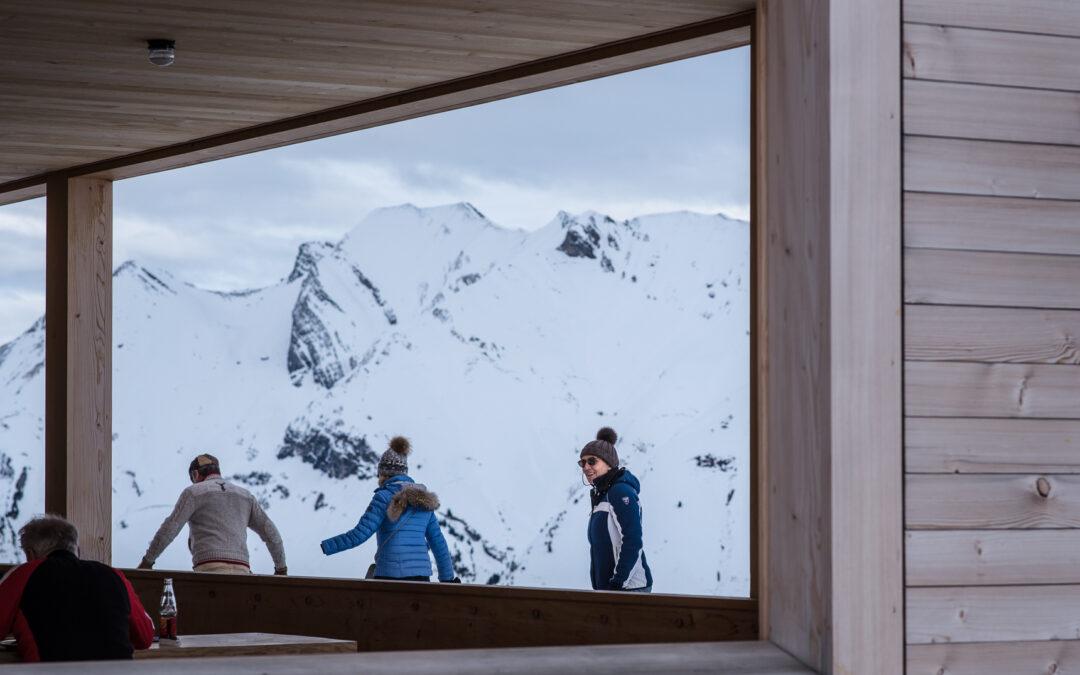 Nachhaltigkeit am Berg II – Ein Vergleich von einem Tag im Skigebiet und einer Tour im freien Gelände
